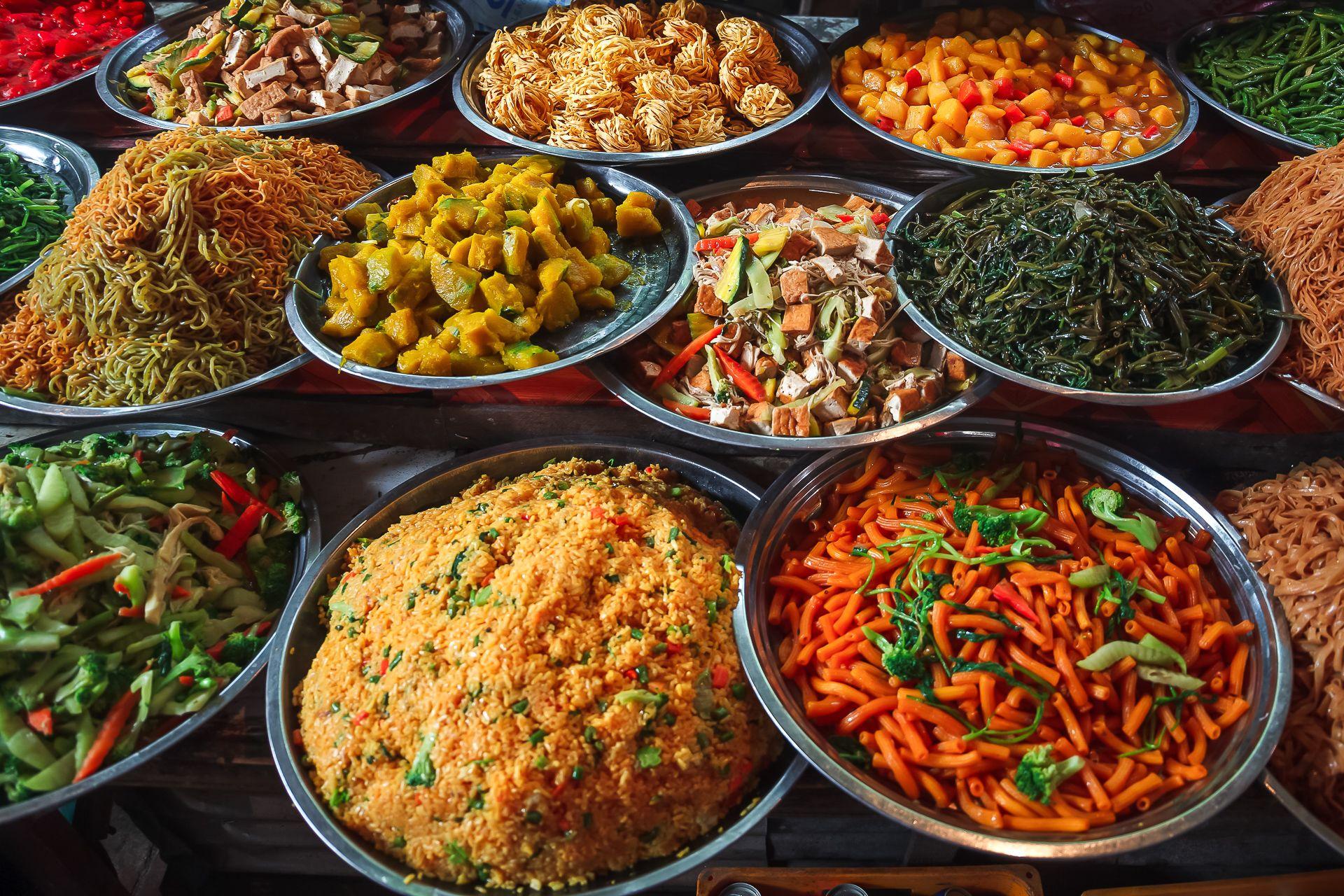 еда, Лаос, Вьентьян, лаосская еда, цены, продукты в Лаосе, азиатская кухня, Laos, Vientian, food, lao food, price