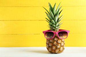 Fruit Thailand Ananas pineapple