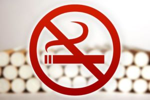 no smoking, Thailand, запрет, не курить, запрещено курить на пляже, закон Таиланда