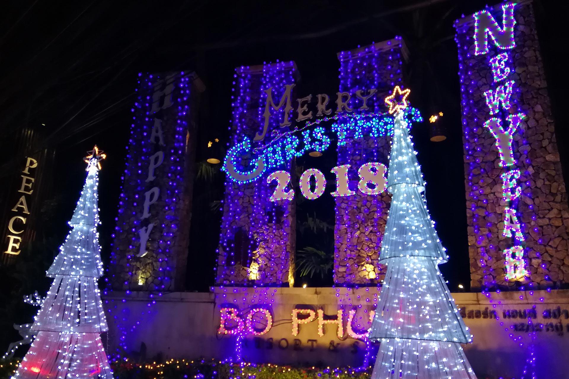 новый год, праздник, салют, Самуи, Таиланд, Чавенг, Арк бар, веселье, пати, heppy new year, Samui, Chaveng , пляж, море
