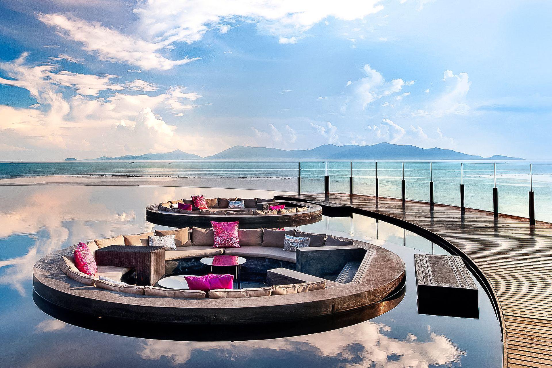 hotel W koh samui, W retreat, Samui hotels, отель W на Самуи, интересные места на Самуи, отели Самуи, что выбрать, цены