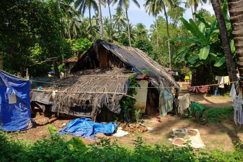 Индия, бедность, трущоба, как живут в Индии, India