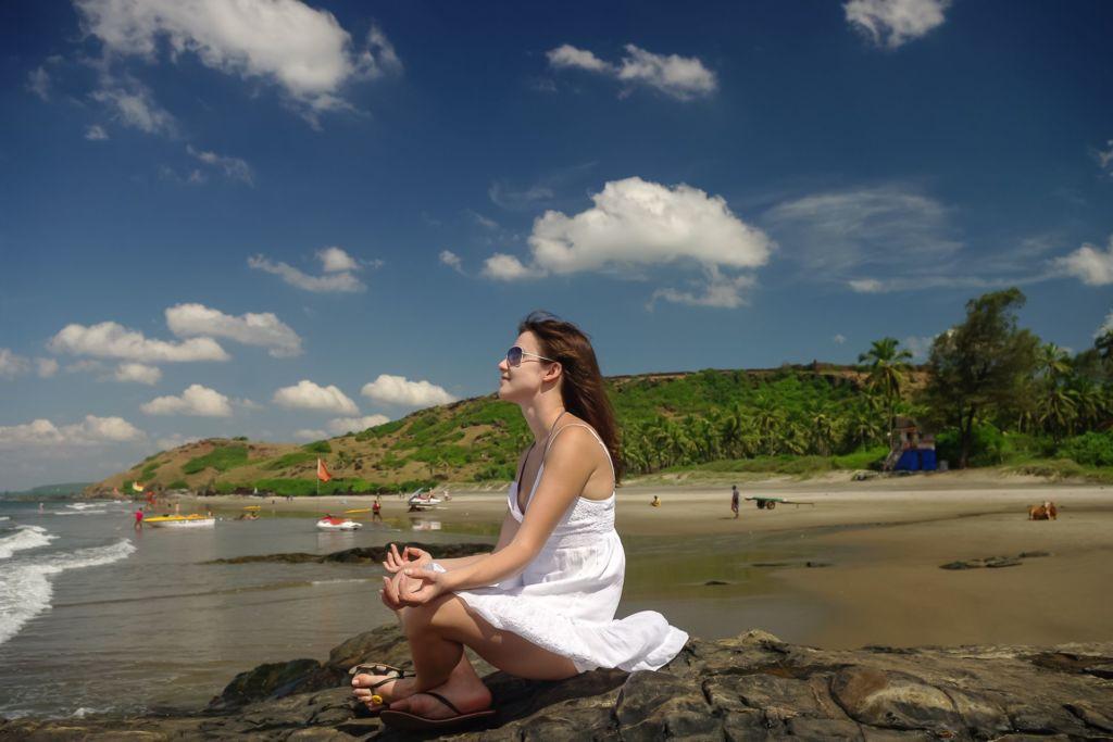 India, Индия, Гоа, Goa, beach