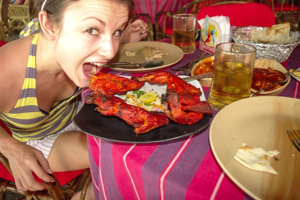 India, Индия, Гоа, Goa, северный Гоа, еда в Индии, индийская кухня, морепродукты, вкусно, ноу спайси, indian food, no spicy, seafood,