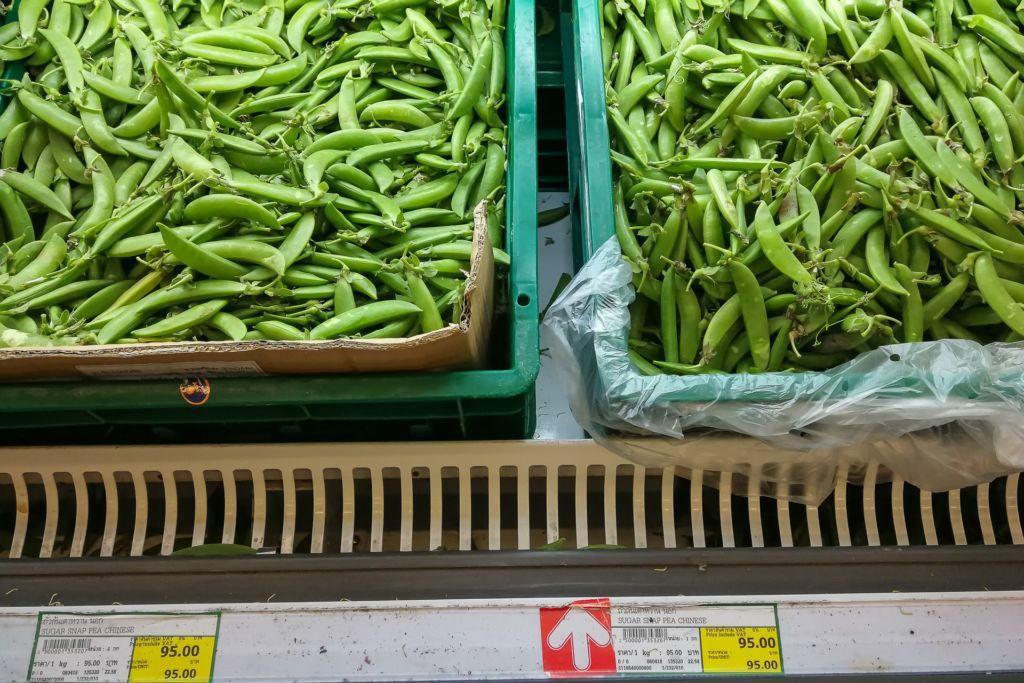 горох, Food price Thailand, Tesko Lotus, Makro, Samui supermarket, цены на Самуи, цены на продукты в Таиланде, тайский супермаркет, обзор цен в Таиланде, обзор цена на Самуи, сколько стоит мясо в Таиланде, сколько стоят морепродукты в Таиланде, цены, Макро, Теско, Самуи, Тай,