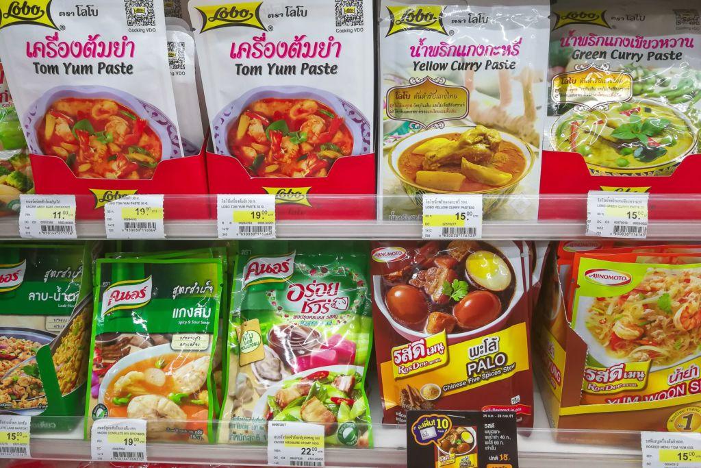 тайские специи, Food price Thailand, Tesko Lotus, Makro, Samui supermarket, цены на Самуи, цены на продукты в Таиланде, тайский супермаркет, обзор цен в Таиланде, обзор цена на Самуи, сколько стоит мясо в Таиланде, сколько стоят морепродукты в Таиланде, цены, Макро, Теско, Самуи, Тай,