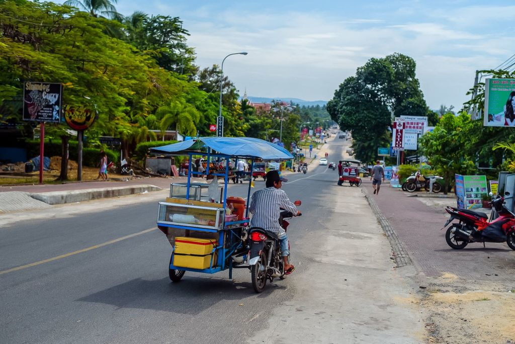 макашница, Камбоджа, Сиануквиль, Cambodia, Sihanoukville, The City of Sihanouk, Sihanouk City