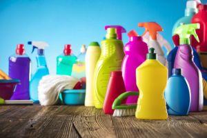 household chemicals, бытовая химия