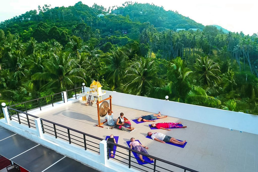 meditation, yoga, retreat, spiritual practices, Koh Samui, Thailand