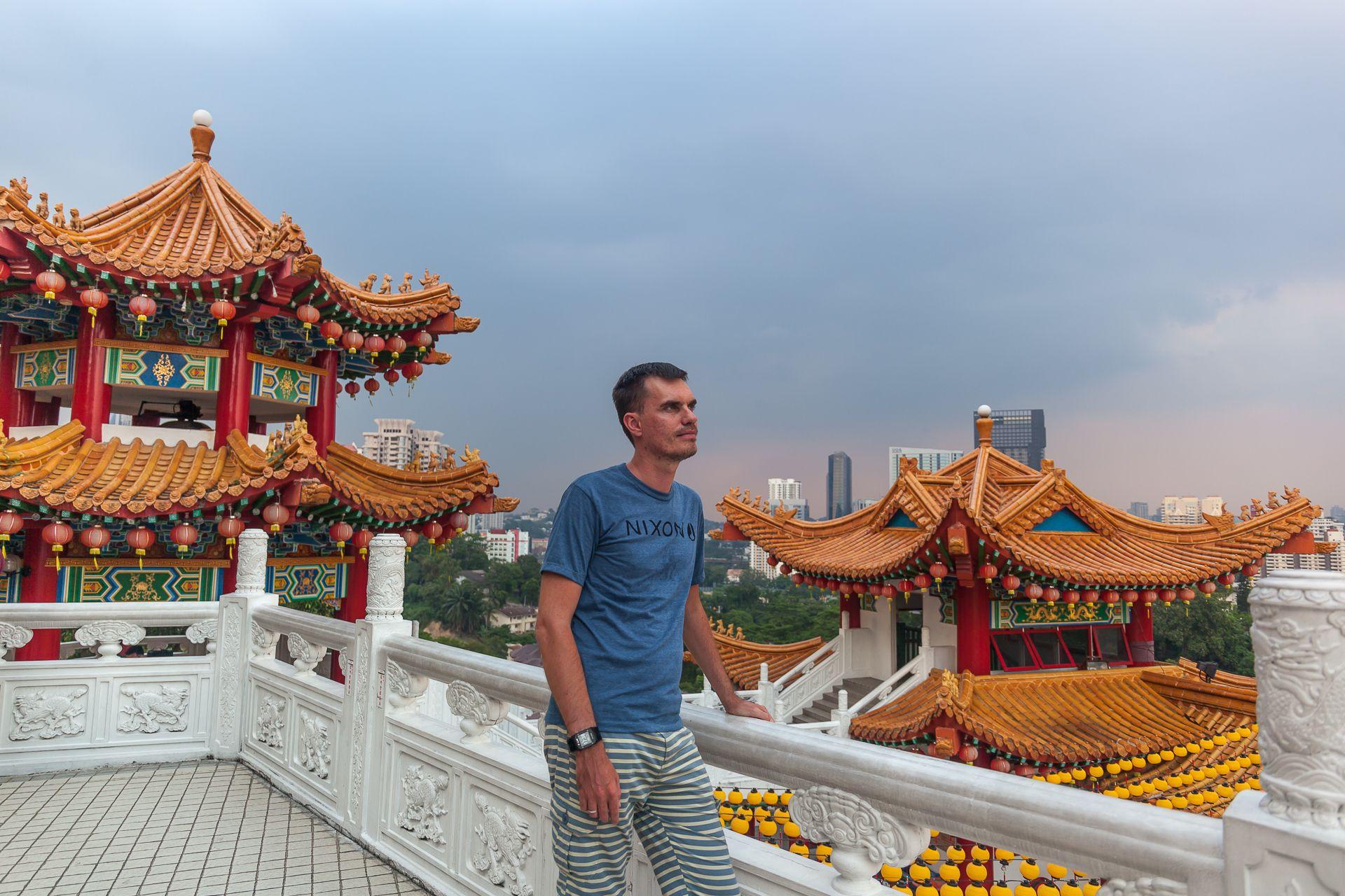 KL, Kuala-Lumpur, Malaysia, Kuala-Lumpur, Malaysia, Куала-Лумпур, Малайзия, Столица Малайзии, что посмотреть в Куала-Лумпуре, Куала Лумпур достопримечательности, достопримечательности Куала-Лумпура, что стоит посетить в Куала-Лумпуре, китайский храм в Куала-лумпуре, дворец императора в Куала-Лумпуре, китайский храм Куала-Лумпур, фото Куала-Лумпура, дворец Тянь Хоу в Куала-Лумпуре, Thean Hou Temple, Тянь Хоу темпл