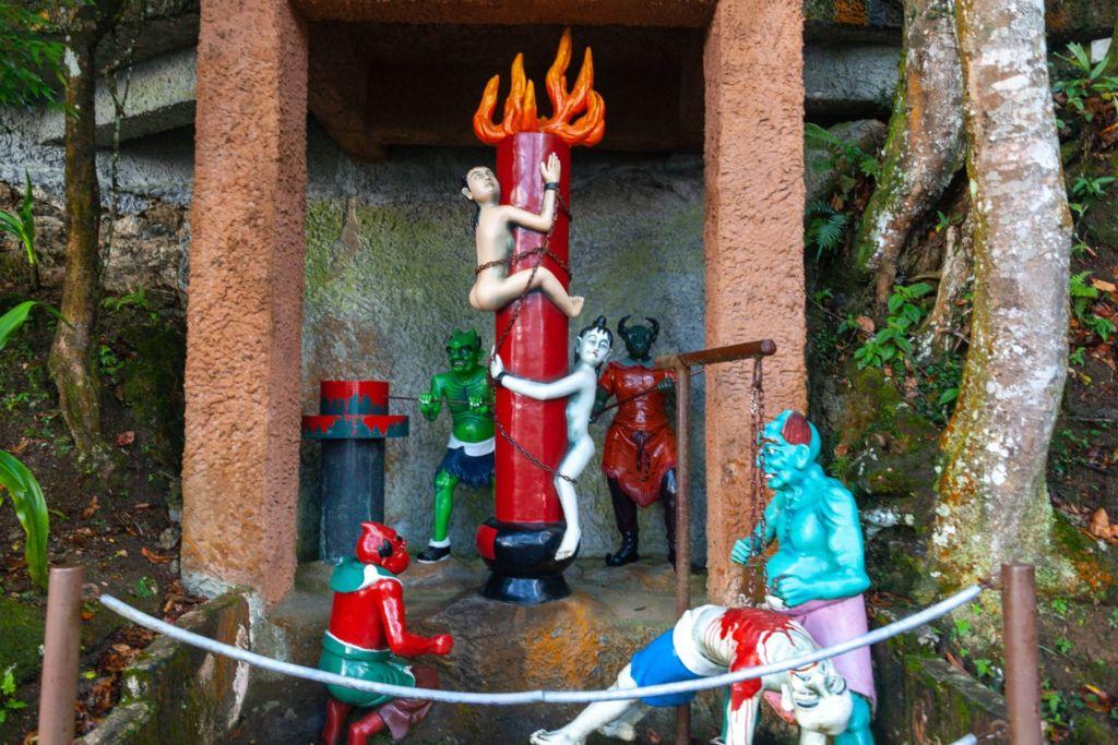 Chin Swee Caves Temple, Малайзия, Куала-Лумпур, что посмотреть в Куала-Лумпуре, развлечения Куала-Лумпур, экскурсии в Куала-Лумпуре, интересные места в Куала-Лумпуре, Гентинг Хайлендс, Genting Highlands, Kuala Lumpur, Malaysia