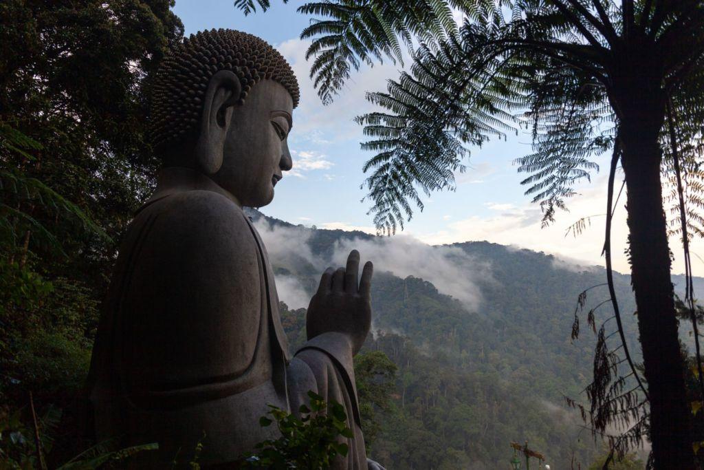 Будда, Chin Swee Caves Temple, Малайзия, Куала-Лумпур, что посмотреть в Куала-Лумпуре, развлечения Куала-Лумпур, экскурсии в Куала-Лумпуре, интересные места в Куала-Лумпуре, Гентинг Хайлендс, Genting Highlands, Kuala Lumpur, Malaysia
