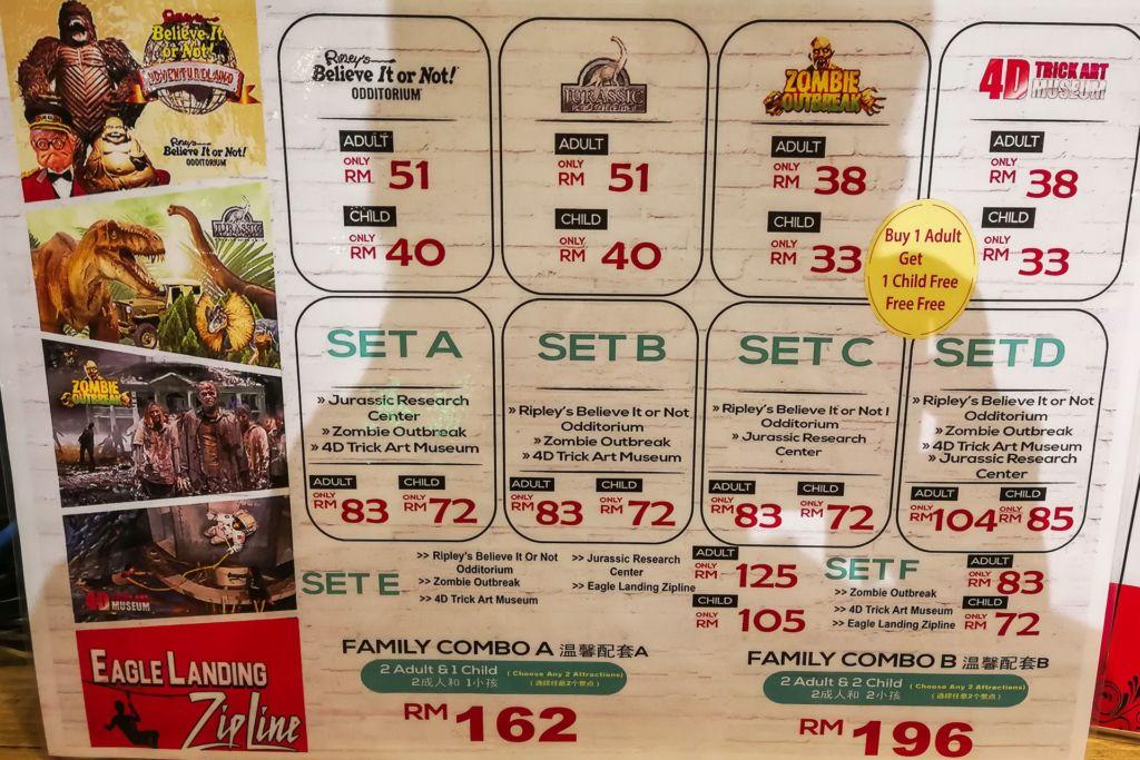 Малайзия, Куала-Лумпур, что посмотреть в Куала-Лумпуре, развлечения Куала-Лумпур, экскурсии в Куала-Лумпуре, интересные места в Куала-Лумпуре, Гентинг Хайлендс, Genting Highlands, Kuala Lumpur, Malaysia, цены в Гентинг хайленд,