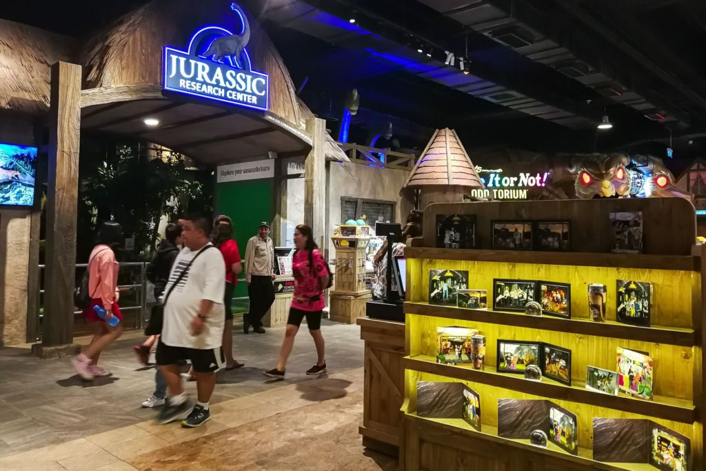 Малайзия, Куала-Лумпур, что посмотреть в Куала-Лумпуре, развлечения Куала-Лумпур, экскурсии в Куала-Лумпуре, интересные места в Куала-Лумпуре, Гентинг Хайлендс, Genting Highlands, Kuala Lumpur, Malaysia, парк развлечений, Jurassic park Kuala Lumpur