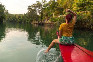 Филиппины, река Лобок, тур по реке Лобок, Бохол экскурсии, что посмотреть на Филиппинах