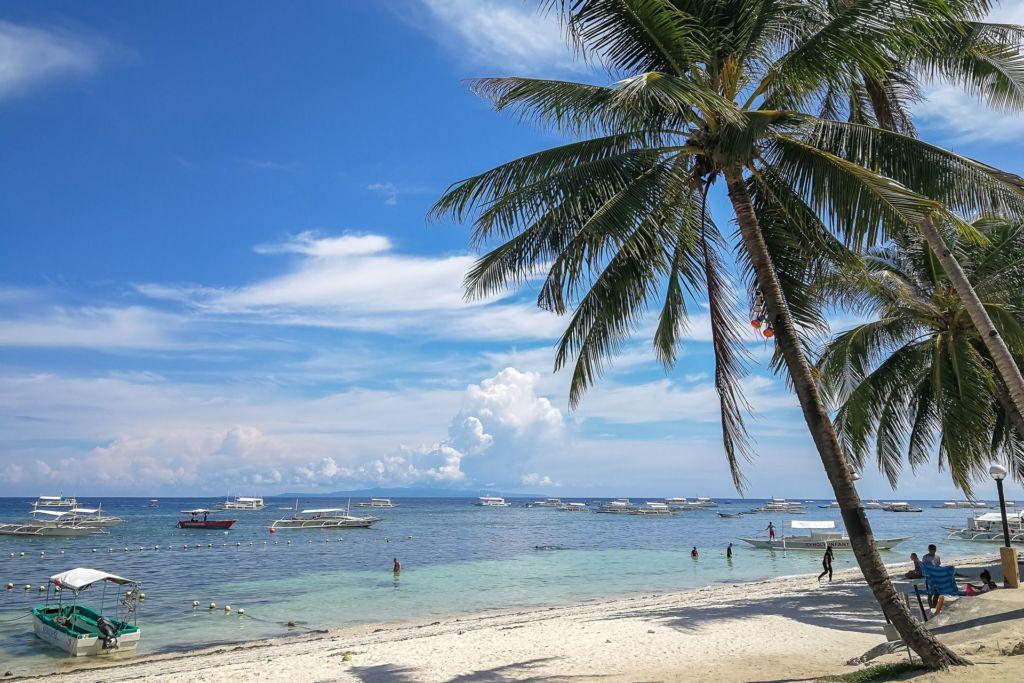 Филиппины, море, пляж,