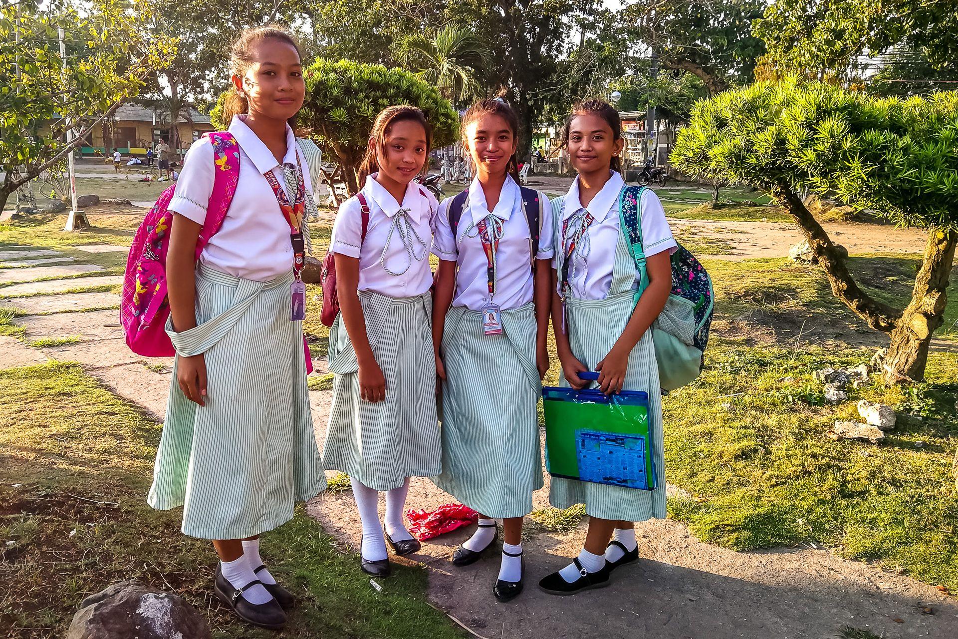 panglao, bohol, school philippines, Филиппины школа, филиппины школьники, филиппины школьная форма, Панглао, дети Филиппины, Бохол