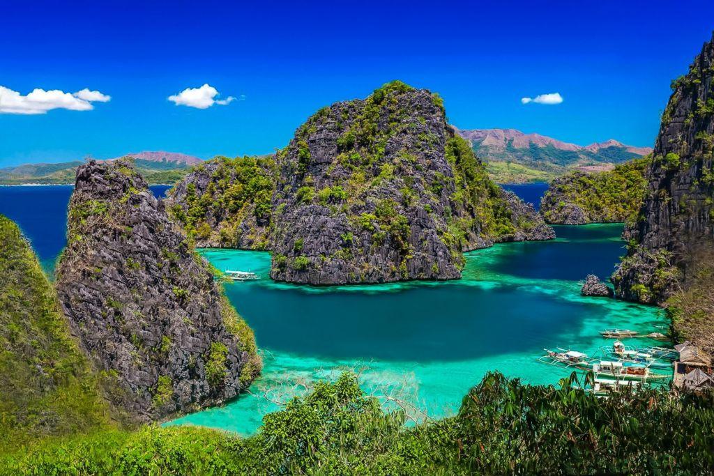 El Nido, Эль Нидо Филиппины Палаван